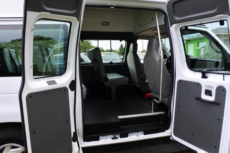 Used 2014 Ford Econoline E-250 Extended Used 2014 Ford Econoline E-250 Extended for sale  at Metro West Motorcars LLC in Shrewsbury MA 14
