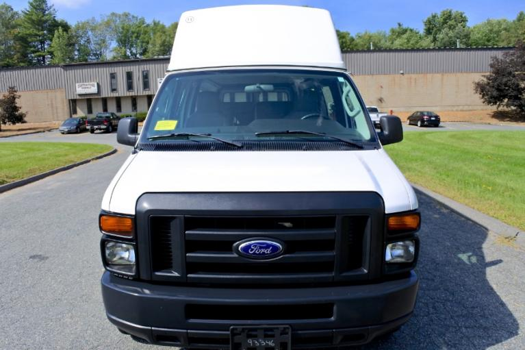 Used 2014 Ford Econoline E-250 Extended Used 2014 Ford Econoline E-250 Extended for sale  at Metro West Motorcars LLC in Shrewsbury MA 7