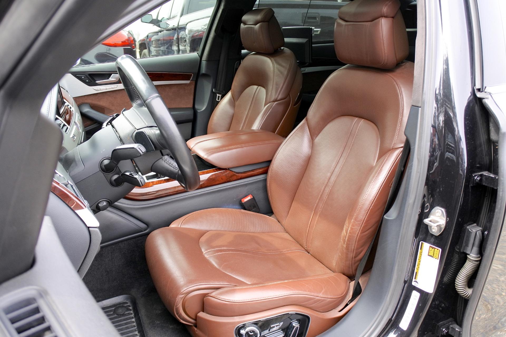 Used 2012 Audi A8 l W12 Quattro Used 2012 Audi A8 l W12 Quattro for sale  at Metro West Motorcars LLC in Shrewsbury MA 15