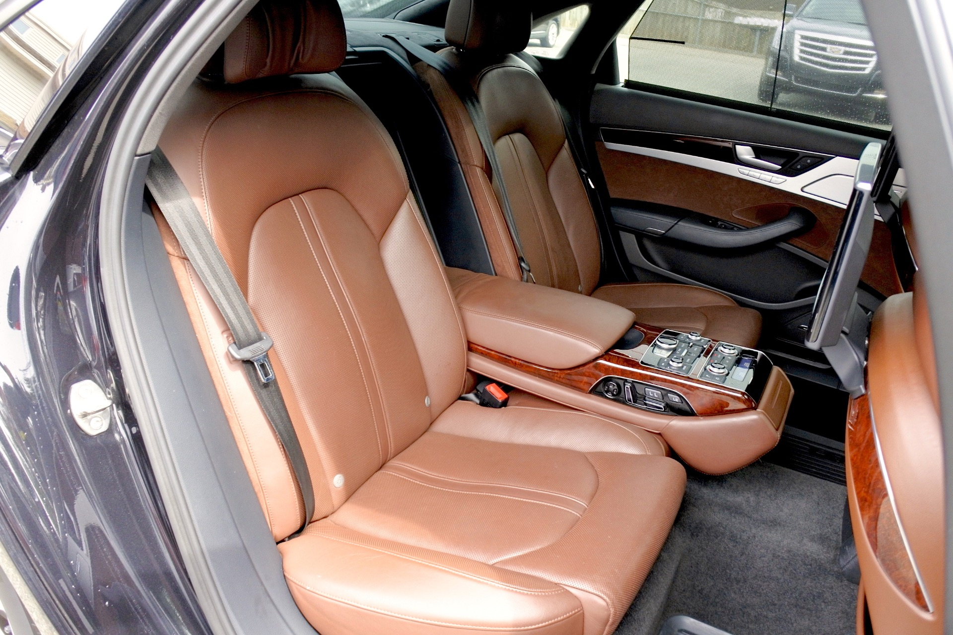 Used 2012 Audi A8 l W12 Quattro Used 2012 Audi A8 l W12 Quattro for sale  at Metro West Motorcars LLC in Shrewsbury MA 18