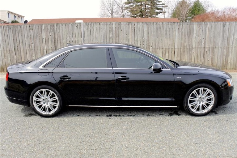 Used 2012 Audi A8 l W12 Quattro Used 2012 Audi A8 l W12 Quattro for sale  at Metro West Motorcars LLC in Shrewsbury MA 6