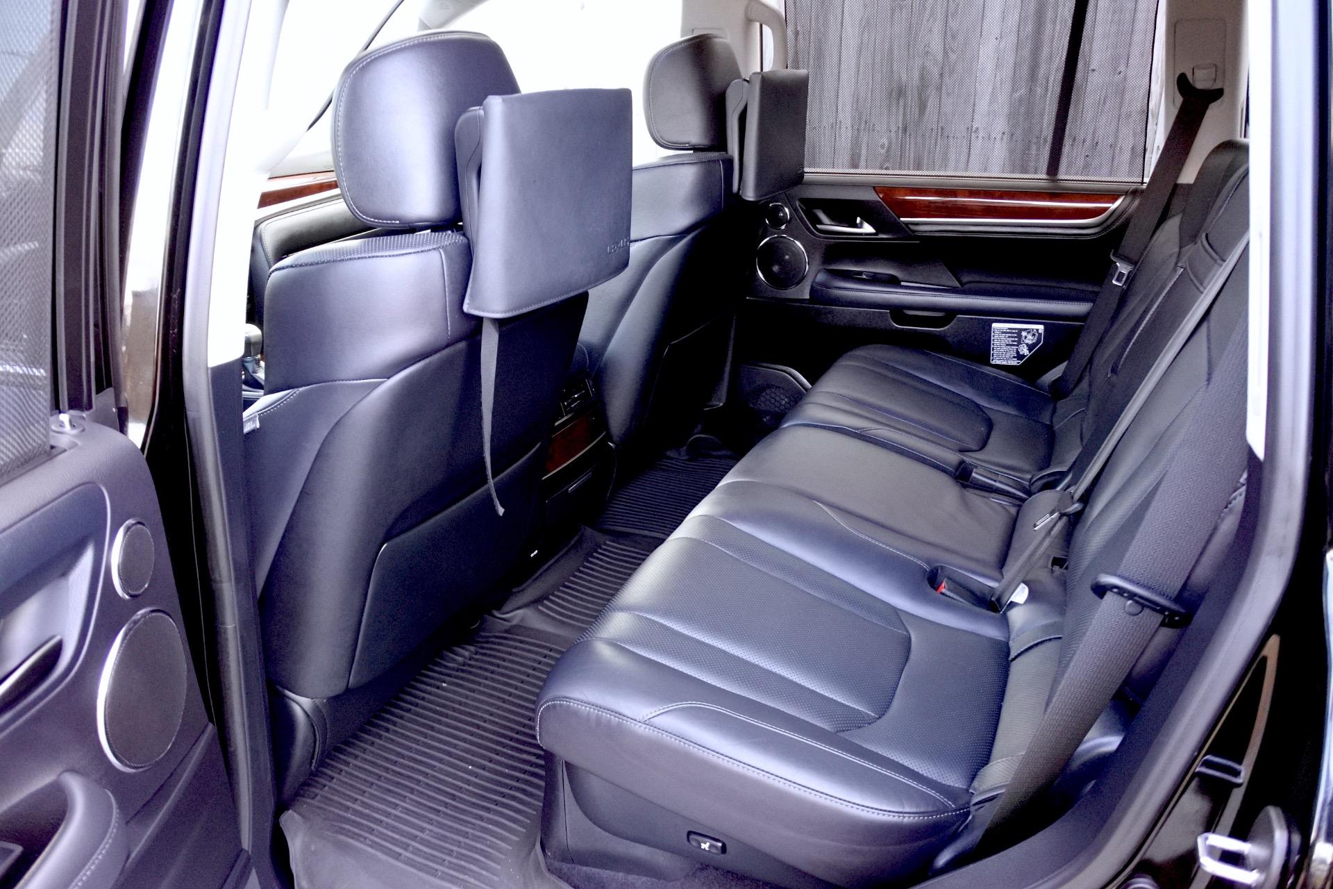 Used 2017 Lexus Lx LX 570 4WD Used 2017 Lexus Lx LX 570 4WD for sale  at Metro West Motorcars LLC in Shrewsbury MA 15