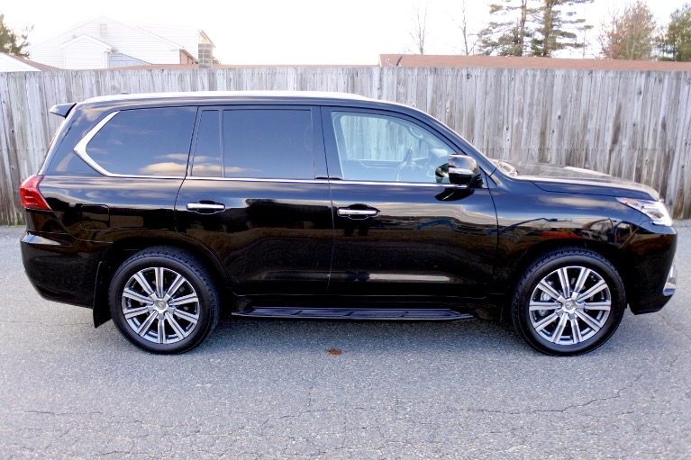 Used 2017 Lexus Lx LX 570 4WD Used 2017 Lexus Lx LX 570 4WD for sale  at Metro West Motorcars LLC in Shrewsbury MA 6