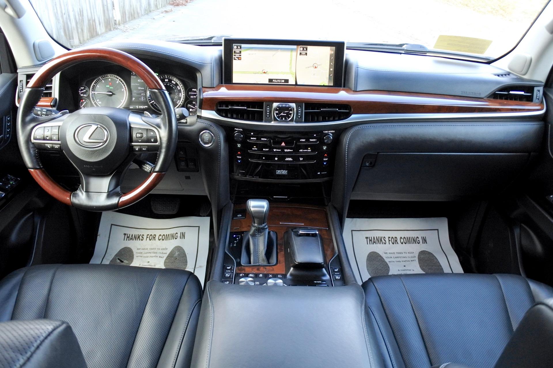 Used 2017 Lexus Lx LX 570 4WD Used 2017 Lexus Lx LX 570 4WD for sale  at Metro West Motorcars LLC in Shrewsbury MA 9