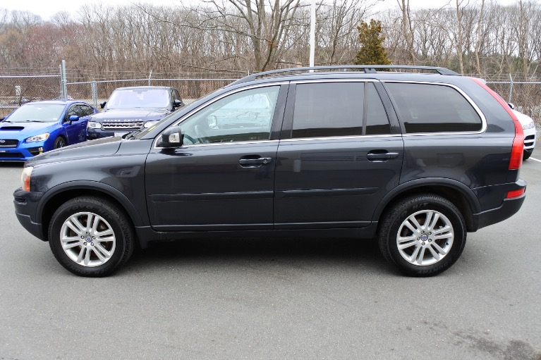 Used 2009 Volvo Xc90 AWD 4dr I6 w/Sunroof Used 2009 Volvo Xc90 AWD 4dr I6 w/Sunroof for sale  at Metro West Motorcars LLC in Shrewsbury MA 2