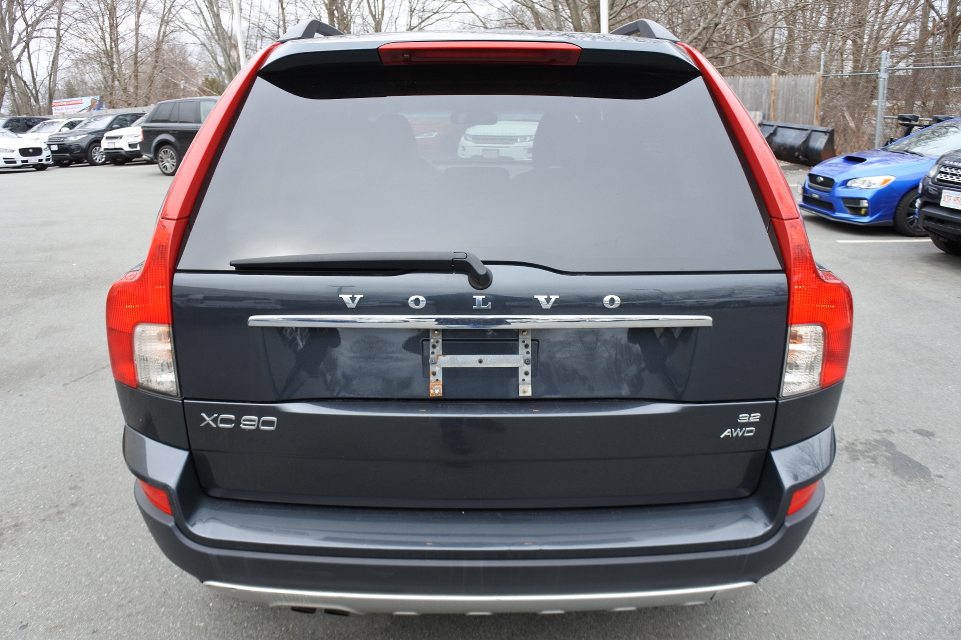 Used 2009 Volvo Xc90 AWD 4dr I6 w/Sunroof Used 2009 Volvo Xc90 AWD 4dr I6 w/Sunroof for sale  at Metro West Motorcars LLC in Shrewsbury MA 4