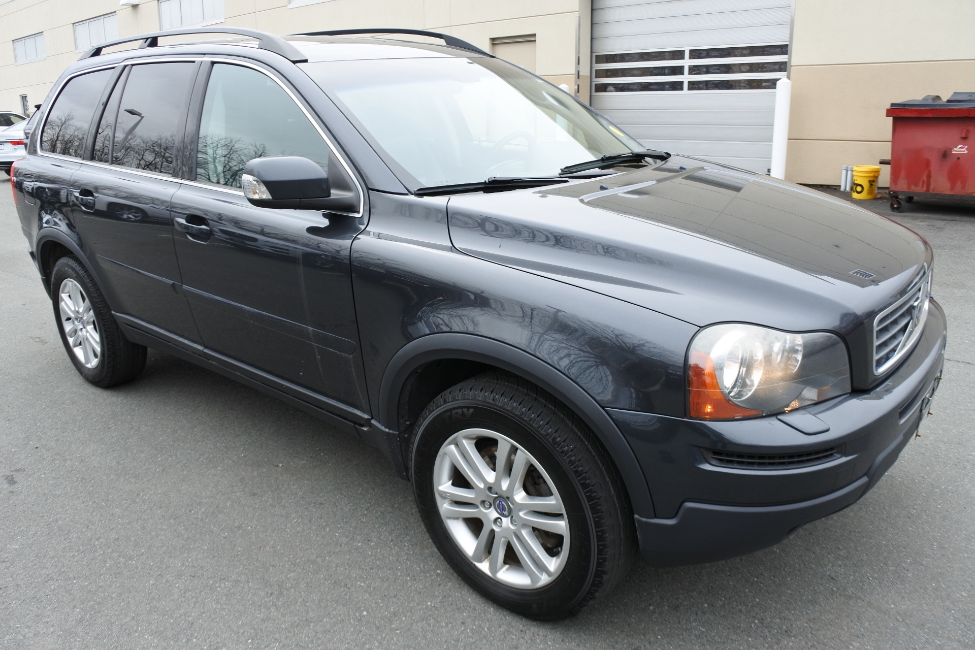 Used 2009 Volvo Xc90 AWD 4dr I6 w/Sunroof Used 2009 Volvo Xc90 AWD 4dr I6 w/Sunroof for sale  at Metro West Motorcars LLC in Shrewsbury MA 7