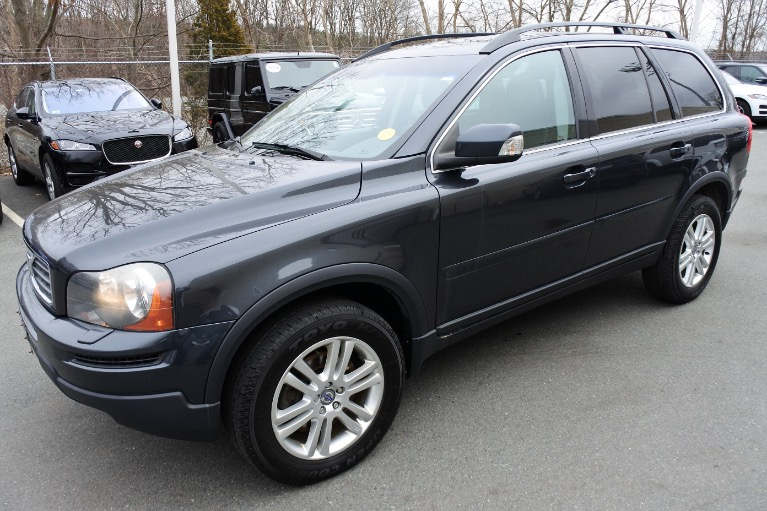 Used 2009 Volvo Xc90 AWD 4dr I6 w/Sunroof Used 2009 Volvo Xc90 AWD 4dr I6 w/Sunroof for sale  at Metro West Motorcars LLC in Shrewsbury MA 1