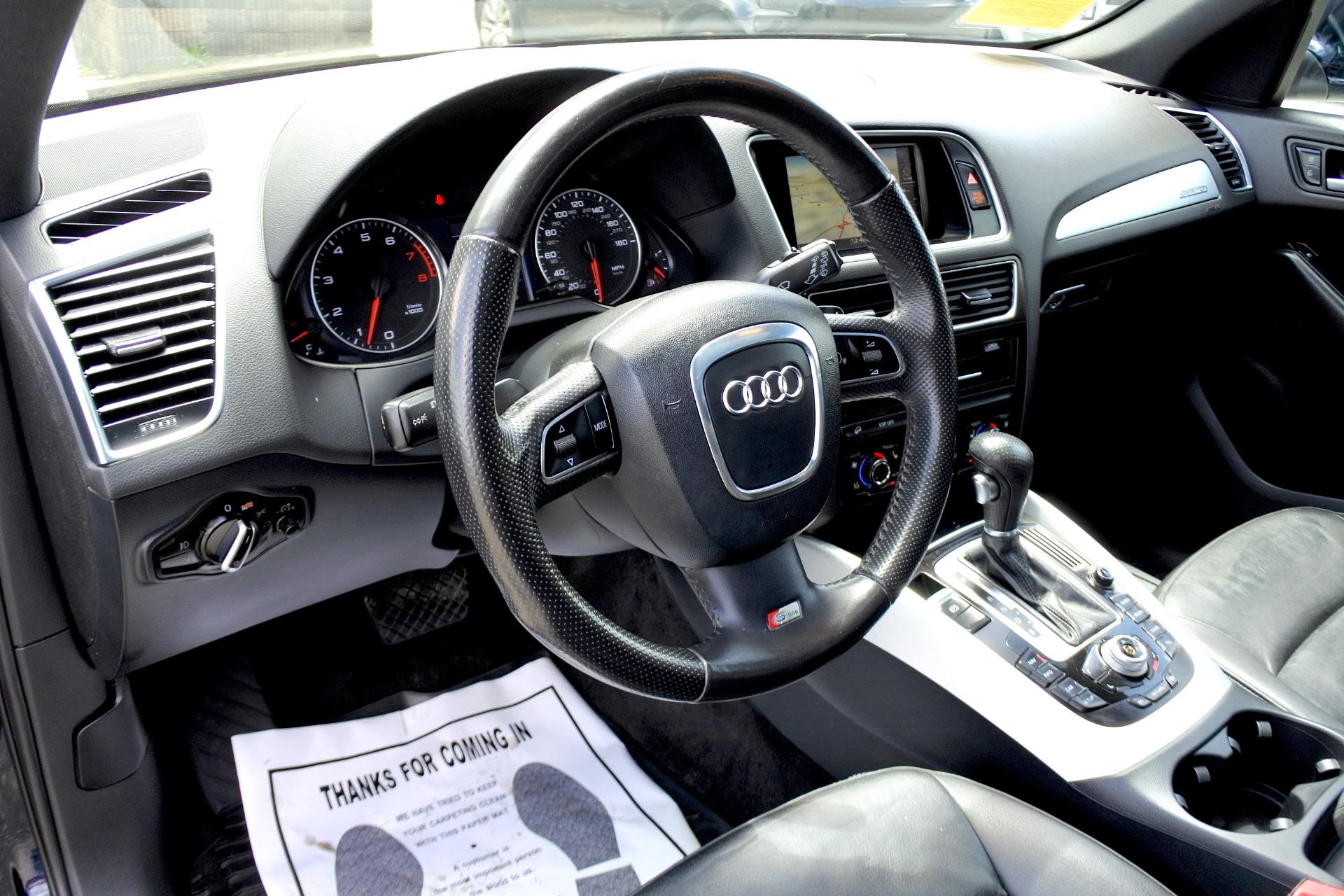 Used 2010 Audi Q5 Premium Plus S-Line Quattro Used 2010 Audi Q5 Premium Plus S-Line Quattro for sale  at Metro West Motorcars LLC in Shrewsbury MA 13