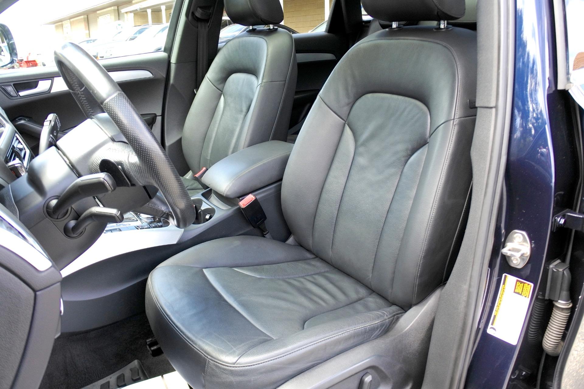Used 2010 Audi Q5 Premium Plus S-Line Quattro Used 2010 Audi Q5 Premium Plus S-Line Quattro for sale  at Metro West Motorcars LLC in Shrewsbury MA 14