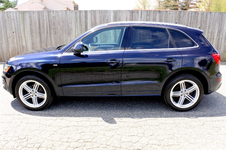 Used 2010 Audi Q5 Premium Plus S-Line Quattro Used 2010 Audi Q5 Premium Plus S-Line Quattro for sale  at Metro West Motorcars LLC in Shrewsbury MA 2