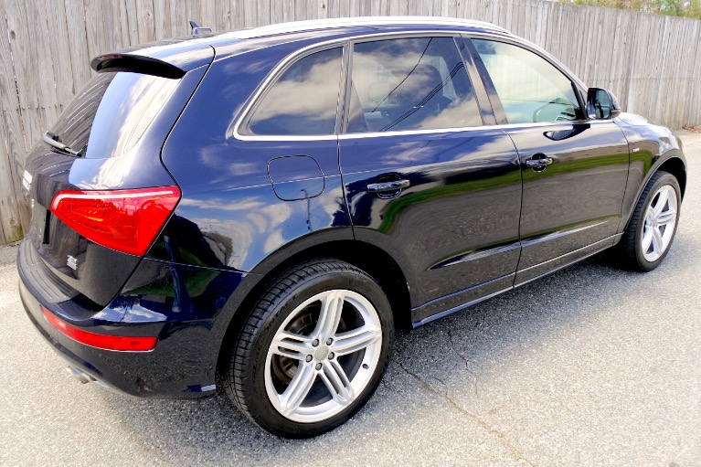 Used 2010 Audi Q5 Premium Plus S-Line Quattro Used 2010 Audi Q5 Premium Plus S-Line Quattro for sale  at Metro West Motorcars LLC in Shrewsbury MA 5