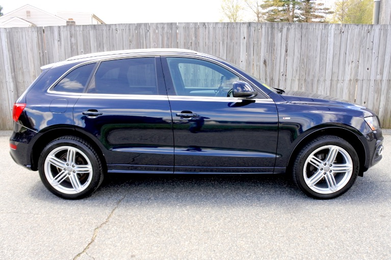 Used 2010 Audi Q5 Premium Plus S-Line Quattro Used 2010 Audi Q5 Premium Plus S-Line Quattro for sale  at Metro West Motorcars LLC in Shrewsbury MA 6