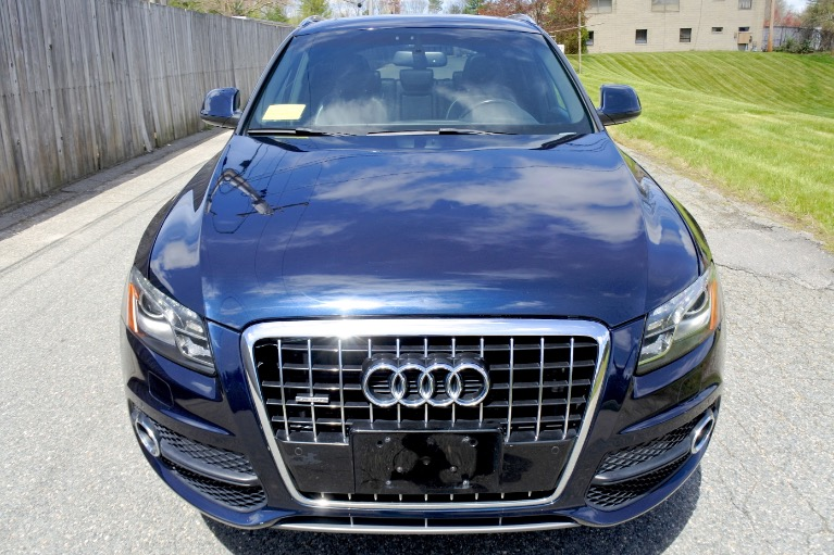 Used 2010 Audi Q5 Premium Plus S-Line Quattro Used 2010 Audi Q5 Premium Plus S-Line Quattro for sale  at Metro West Motorcars LLC in Shrewsbury MA 8