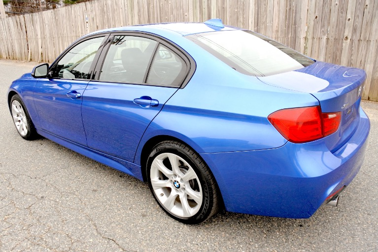 Used 2013 BMW 3 Series 335i xDrive AWD Used 2013 BMW 3 Series 335i xDrive AWD for sale  at Metro West Motorcars LLC in Shrewsbury MA 3