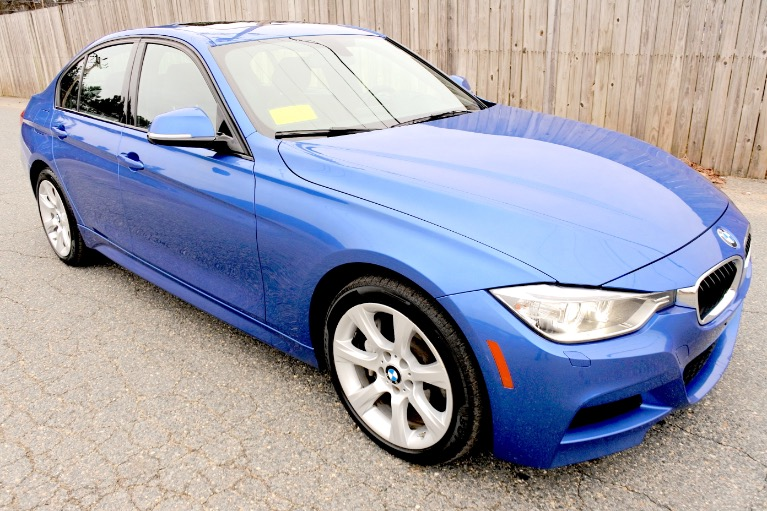 Used 2013 BMW 3 Series 335i xDrive AWD Used 2013 BMW 3 Series 335i xDrive AWD for sale  at Metro West Motorcars LLC in Shrewsbury MA 7