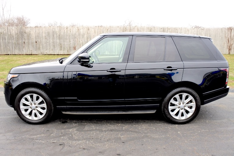 Used 2015 Land Rover Range Rover HSE Used 2015 Land Rover Range Rover HSE for sale  at Metro West Motorcars LLC in Shrewsbury MA 2