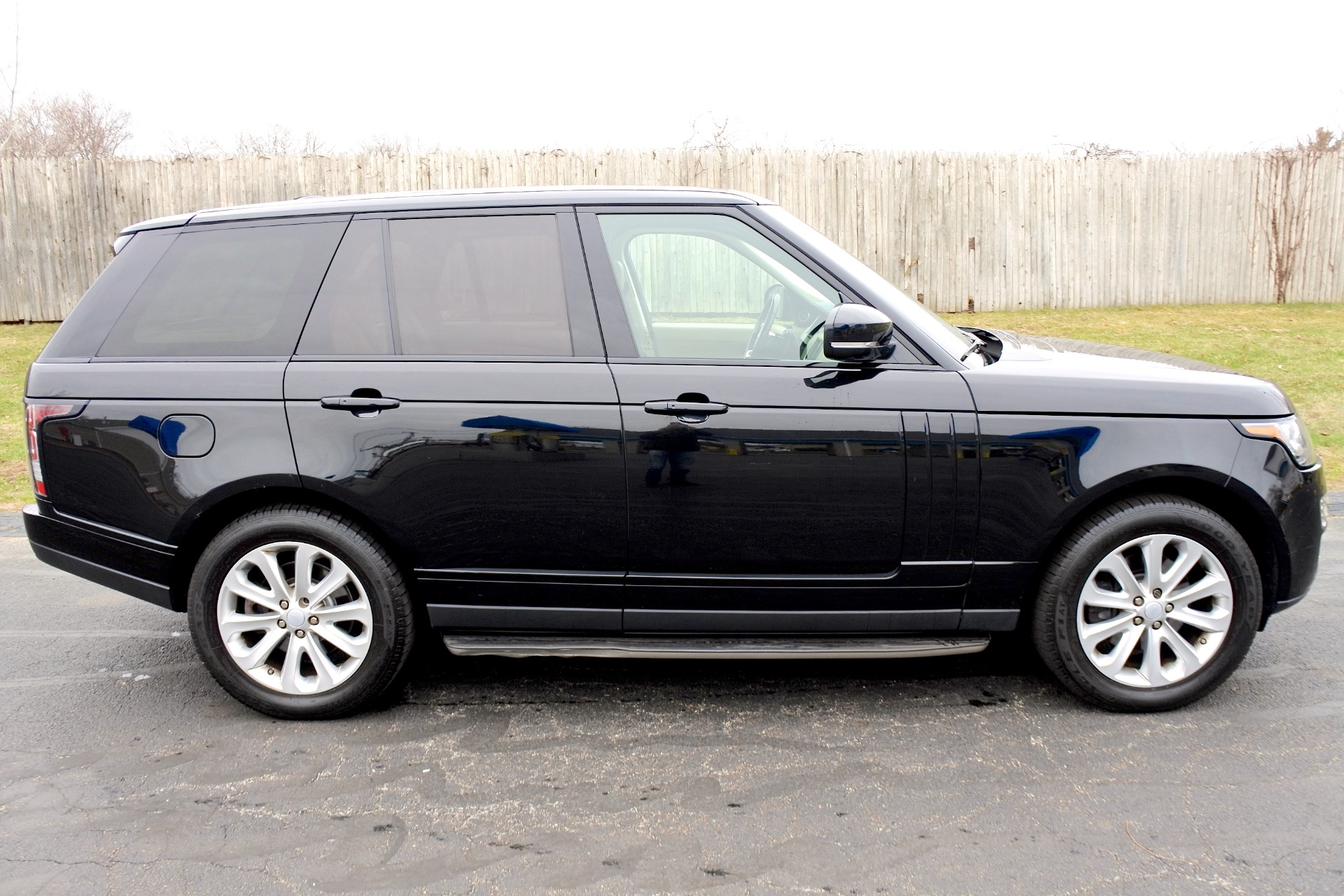 Used 2015 Land Rover Range Rover HSE Used 2015 Land Rover Range Rover HSE for sale  at Metro West Motorcars LLC in Shrewsbury MA 6