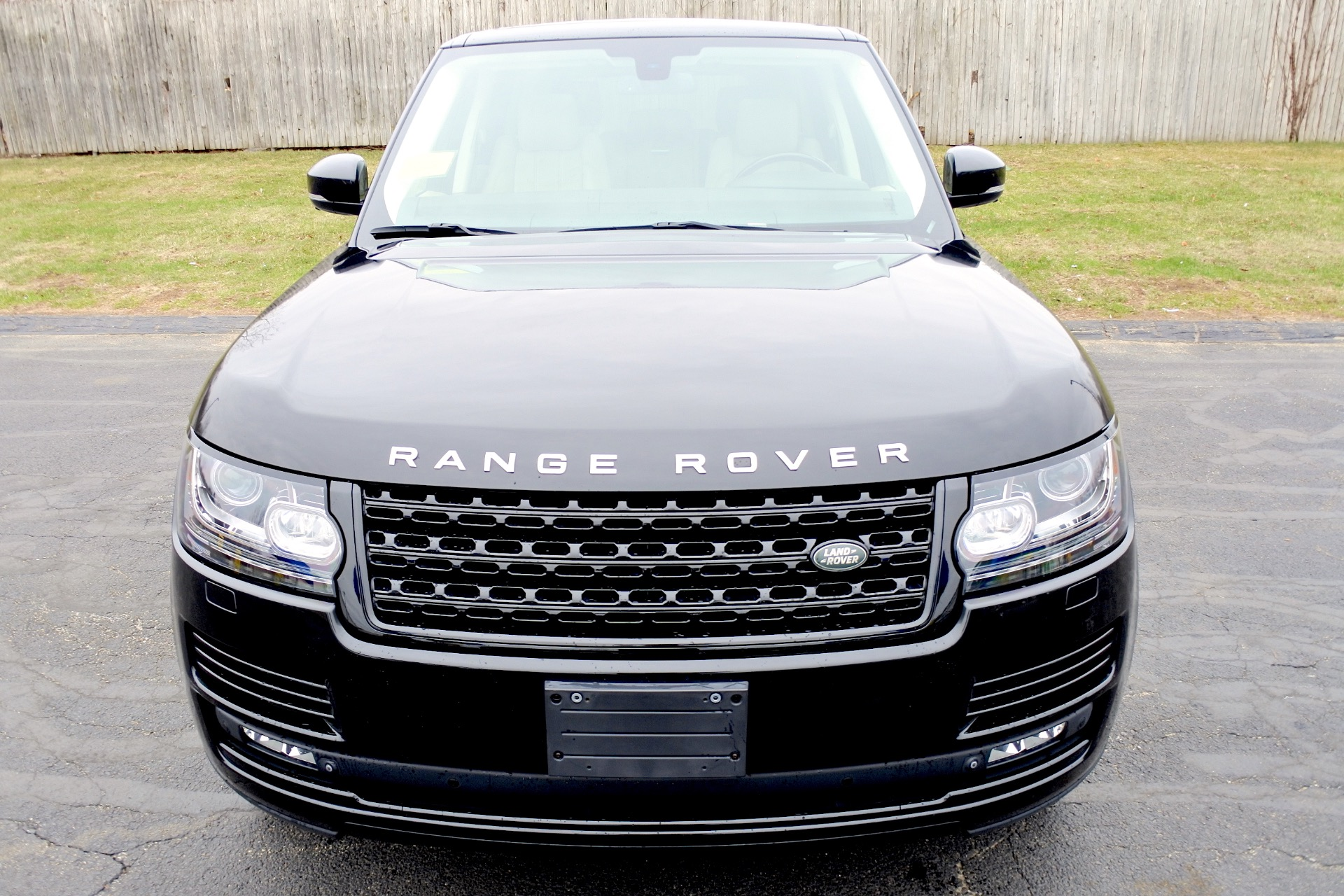 Used 2015 Land Rover Range Rover HSE Used 2015 Land Rover Range Rover HSE for sale  at Metro West Motorcars LLC in Shrewsbury MA 8