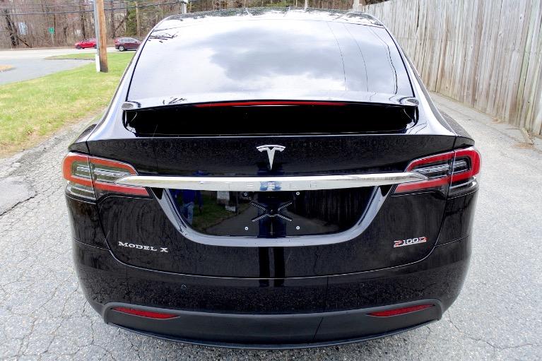 Used 2018 Tesla Model x P100D AWD Used 2018 Tesla Model x P100D AWD for sale  at Metro West Motorcars LLC in Shrewsbury MA 4