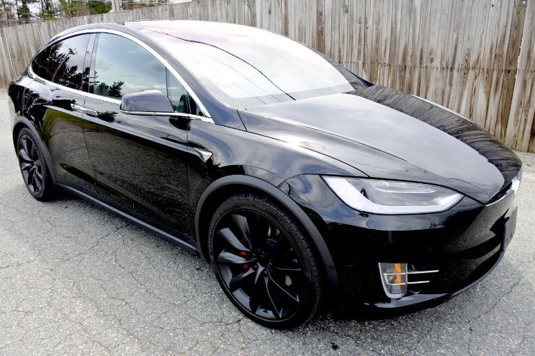 Used 2018 Tesla Model x P100D AWD Used 2018 Tesla Model x P100D AWD for sale  at Metro West Motorcars LLC in Shrewsbury MA 7
