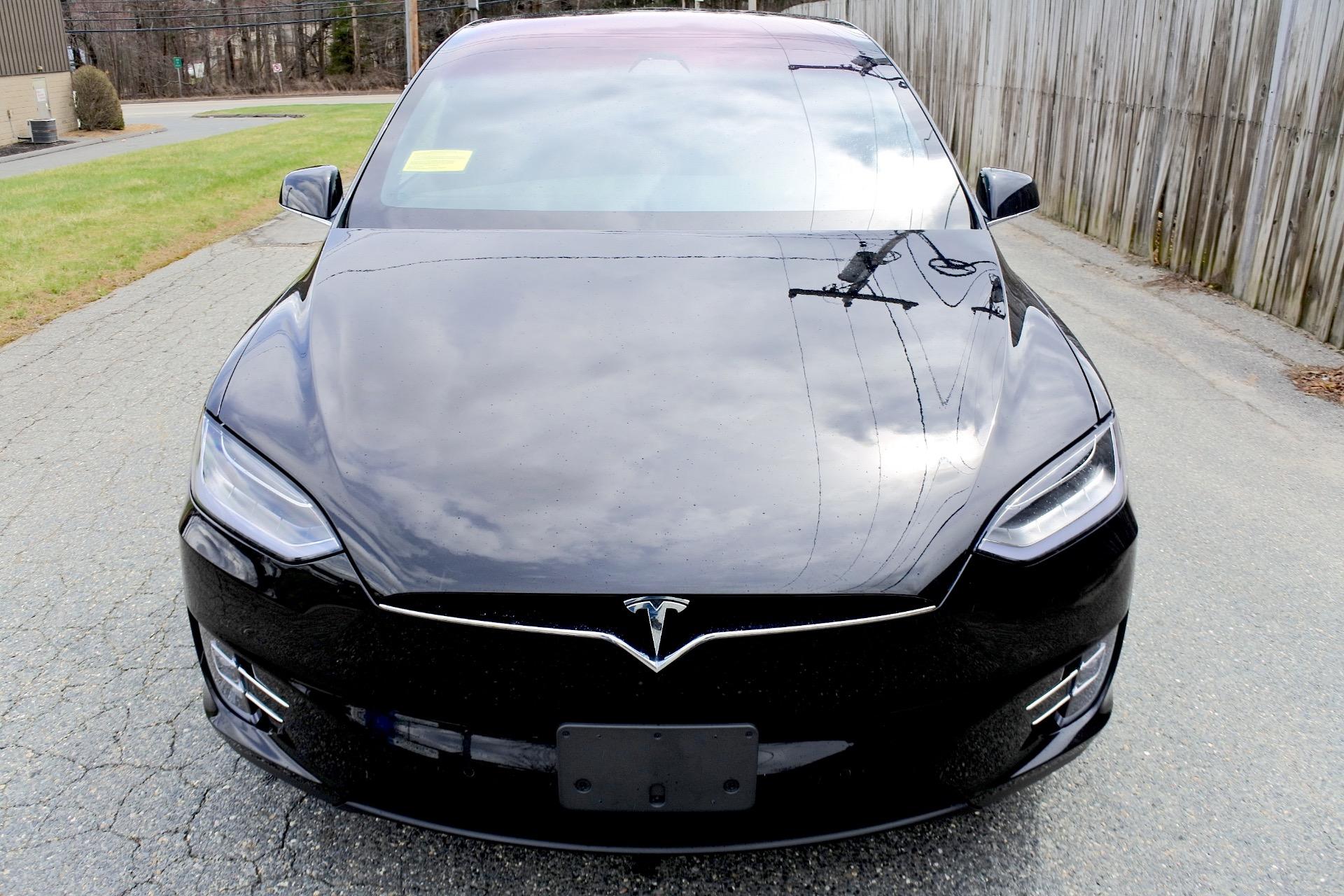 Used 2018 Tesla Model x P100D AWD Used 2018 Tesla Model x P100D AWD for sale  at Metro West Motorcars LLC in Shrewsbury MA 8