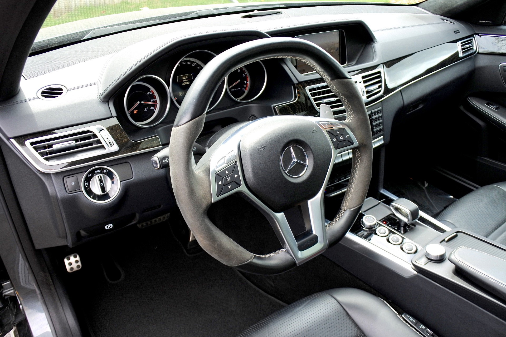 Used 2014 Mercedes-Benz E-class E63 S AMG Wagon 4MATIC Used 2014 Mercedes-Benz E-class E63 S AMG Wagon 4MATIC for sale  at Metro West Motorcars LLC in Shrewsbury MA 11