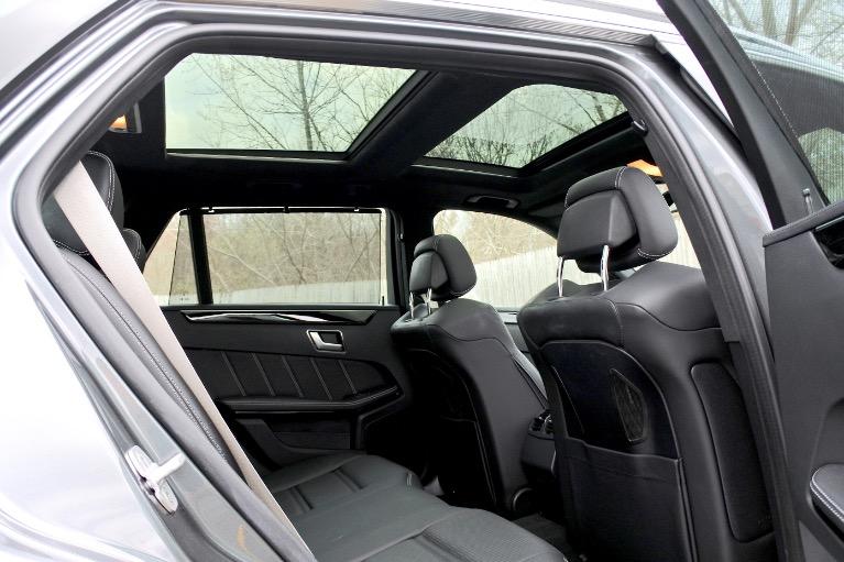 Used 2014 Mercedes-Benz E-class E63 S AMG Wagon 4MATIC Used 2014 Mercedes-Benz E-class E63 S AMG Wagon 4MATIC for sale  at Metro West Motorcars LLC in Shrewsbury MA 16
