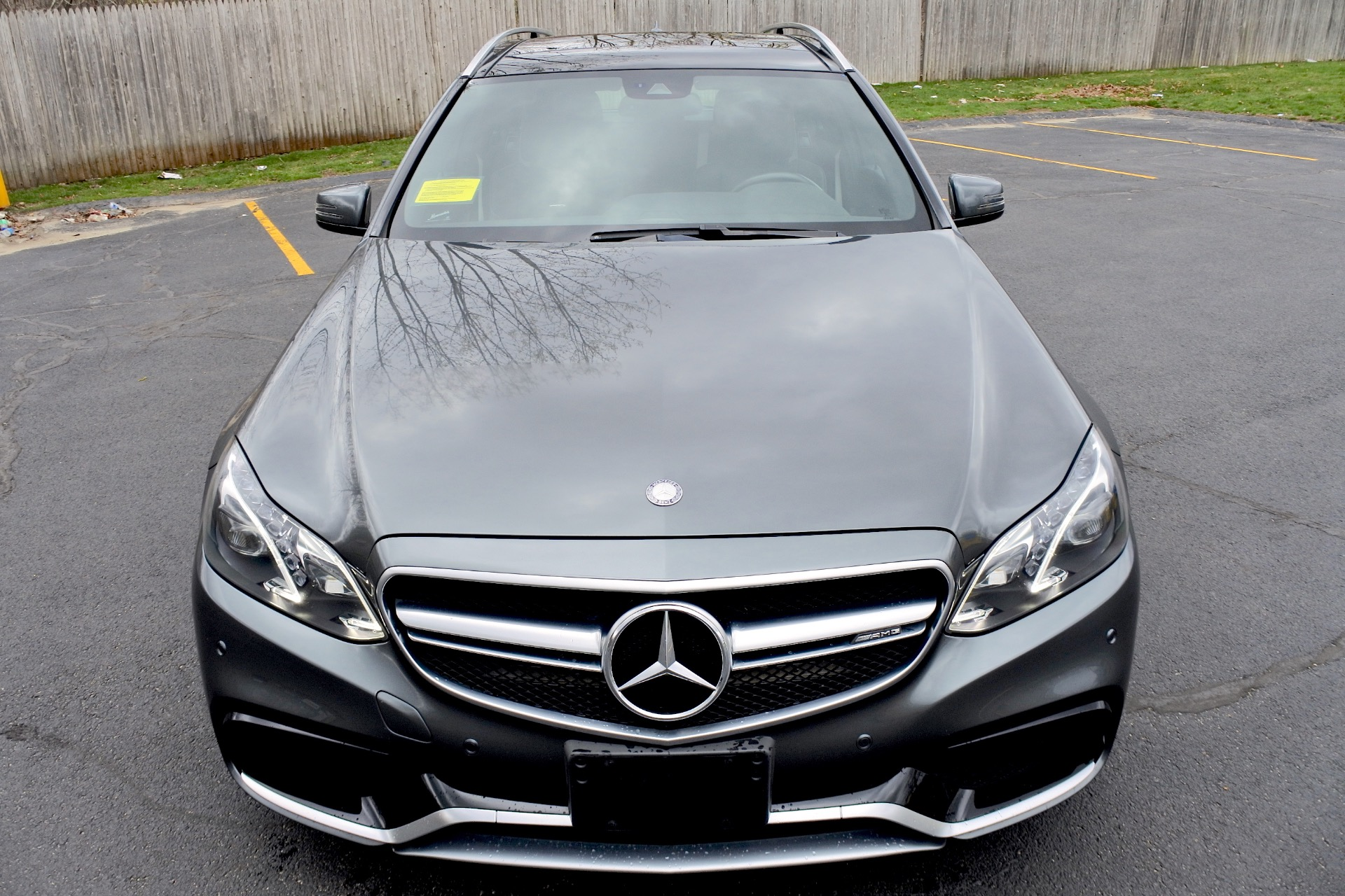 Used 2014 Mercedes-Benz E-class E63 S AMG Wagon 4MATIC Used 2014 Mercedes-Benz E-class E63 S AMG Wagon 4MATIC for sale  at Metro West Motorcars LLC in Shrewsbury MA 6