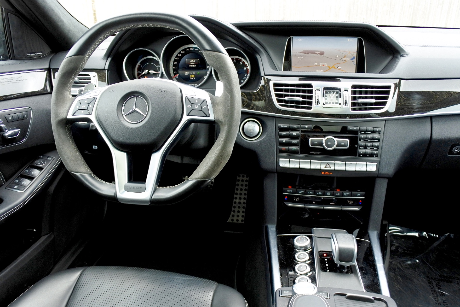 Used 2014 Mercedes-Benz E-class E63 S AMG Wagon 4MATIC Used 2014 Mercedes-Benz E-class E63 S AMG Wagon 4MATIC for sale  at Metro West Motorcars LLC in Shrewsbury MA 8