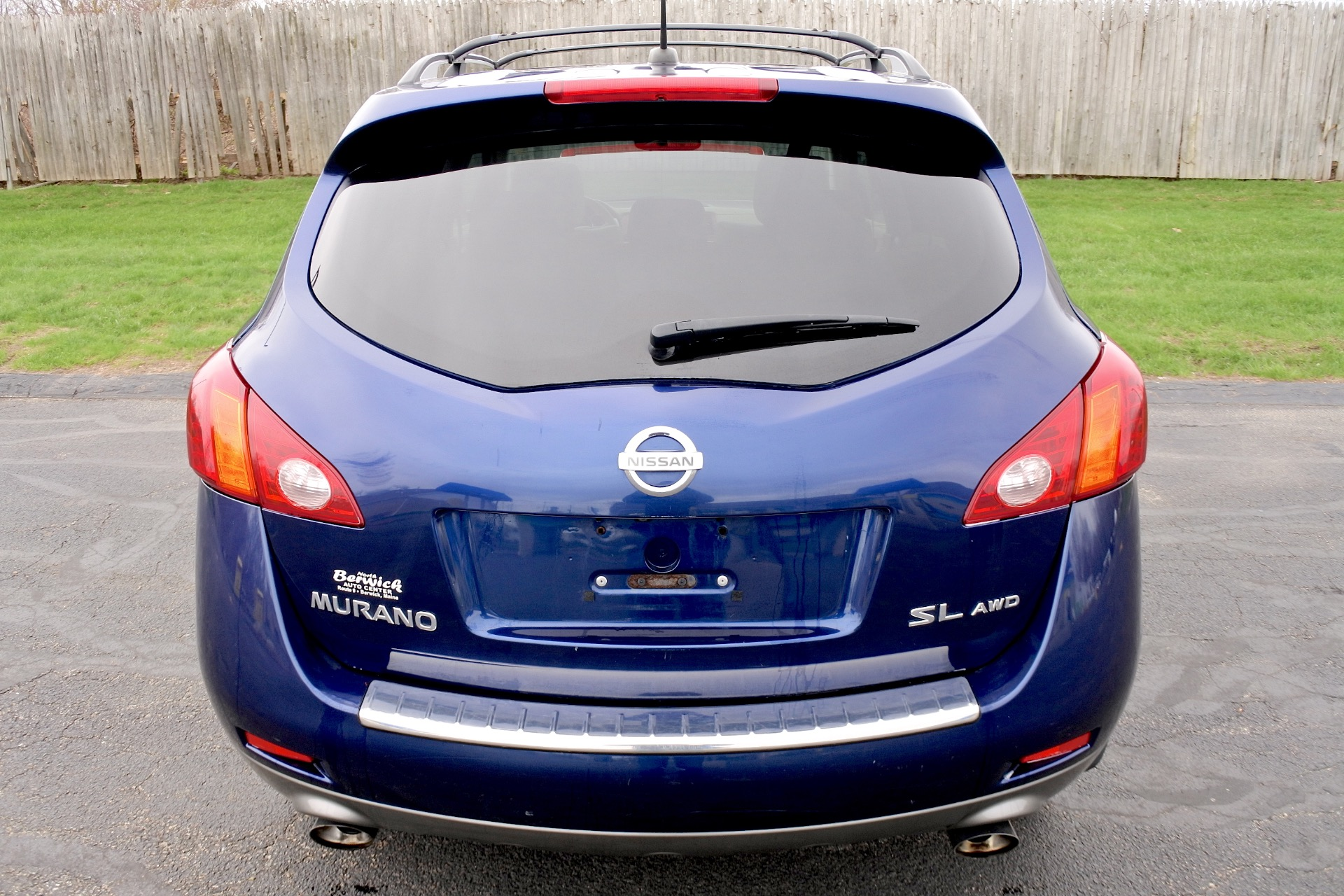 Used 2010 Nissan Murano AWD 4dr SL Used 2010 Nissan Murano AWD 4dr SL for sale  at Metro West Motorcars LLC in Shrewsbury MA 4