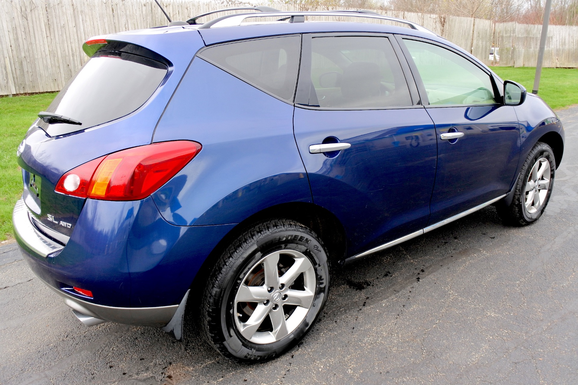 Used 2010 Nissan Murano AWD 4dr SL Used 2010 Nissan Murano AWD 4dr SL for sale  at Metro West Motorcars LLC in Shrewsbury MA 5