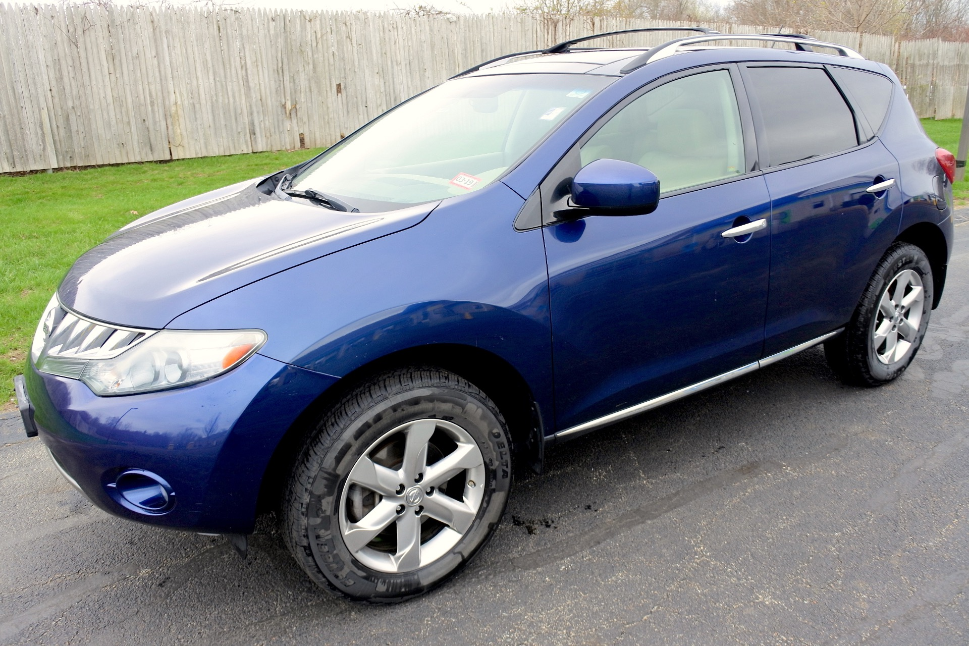Used 2010 Nissan Murano AWD 4dr SL Used 2010 Nissan Murano AWD 4dr SL for sale  at Metro West Motorcars LLC in Shrewsbury MA 1