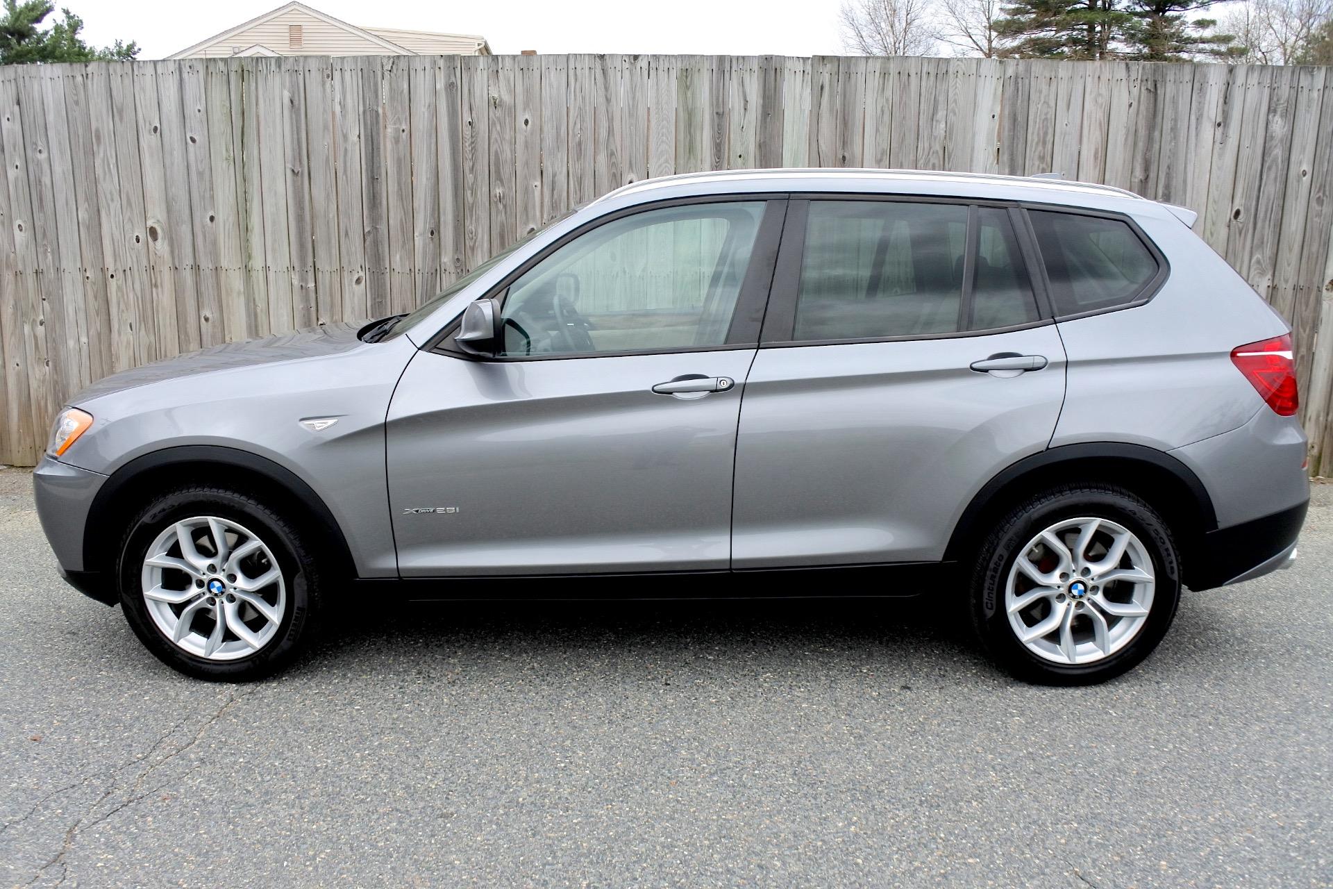 Used 2013 BMW X3 xDrive28i AWD Used 2013 BMW X3 xDrive28i AWD for sale  at Metro West Motorcars LLC in Shrewsbury MA 2