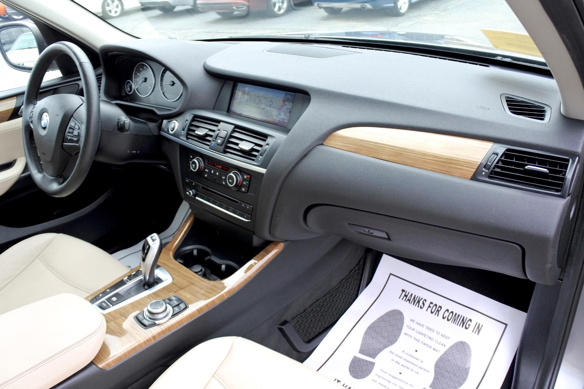 Used 2013 BMW X3 xDrive28i AWD Used 2013 BMW X3 xDrive28i AWD for sale  at Metro West Motorcars LLC in Shrewsbury MA 20