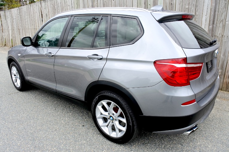 Used 2013 BMW X3 xDrive28i AWD Used 2013 BMW X3 xDrive28i AWD for sale  at Metro West Motorcars LLC in Shrewsbury MA 3