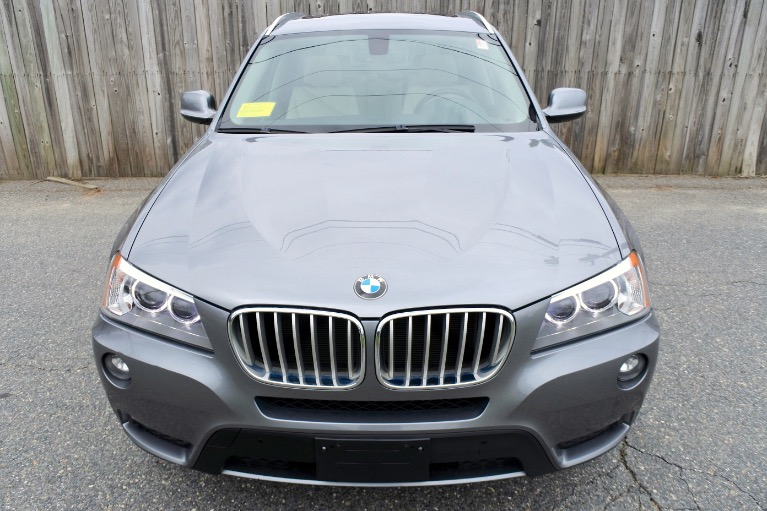 Used 2013 BMW X3 xDrive28i AWD Used 2013 BMW X3 xDrive28i AWD for sale  at Metro West Motorcars LLC in Shrewsbury MA 8