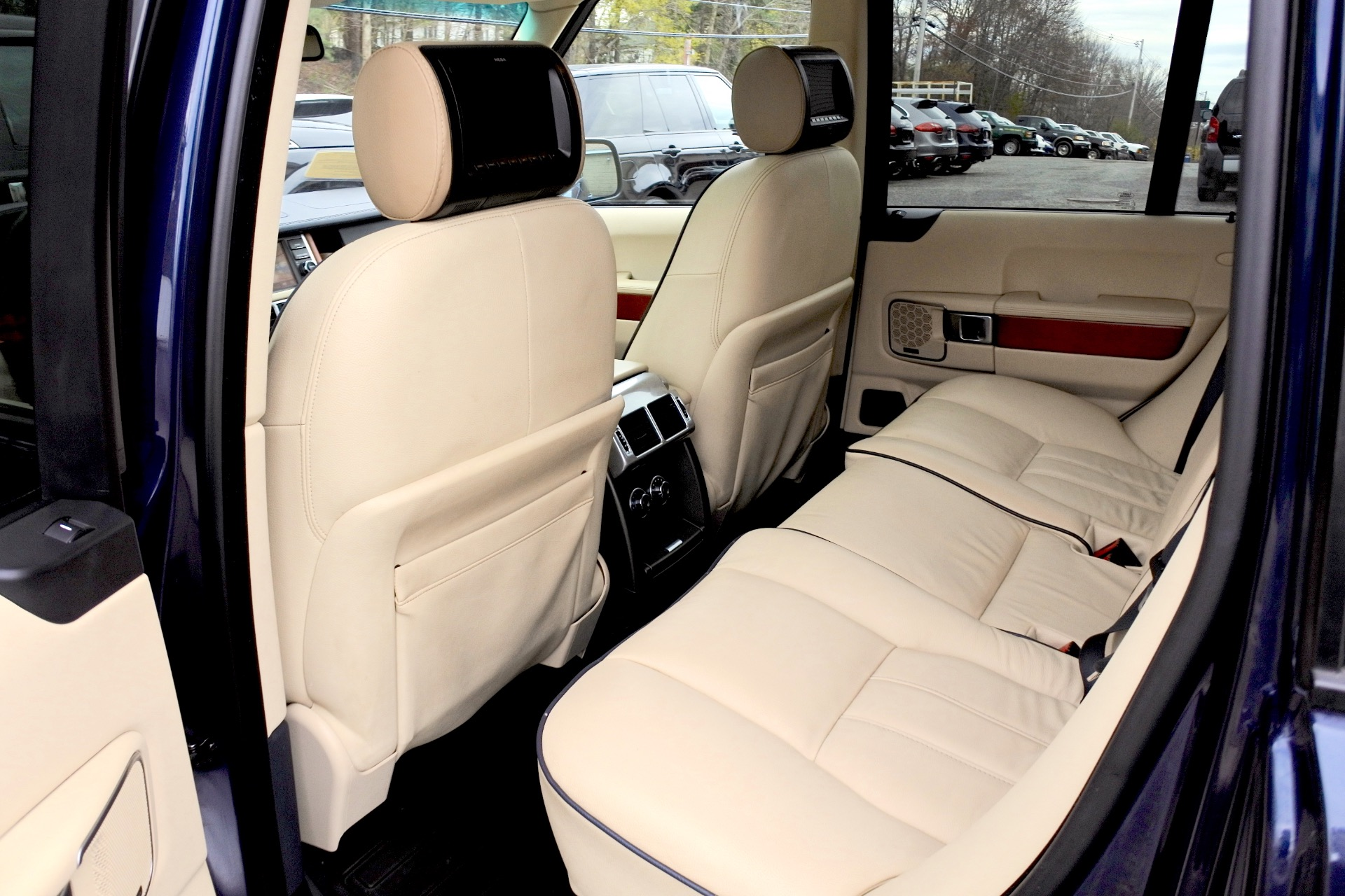 Used 2011 Land Rover Range Rover HSE Used 2011 Land Rover Range Rover HSE for sale  at Metro West Motorcars LLC in Shrewsbury MA 15