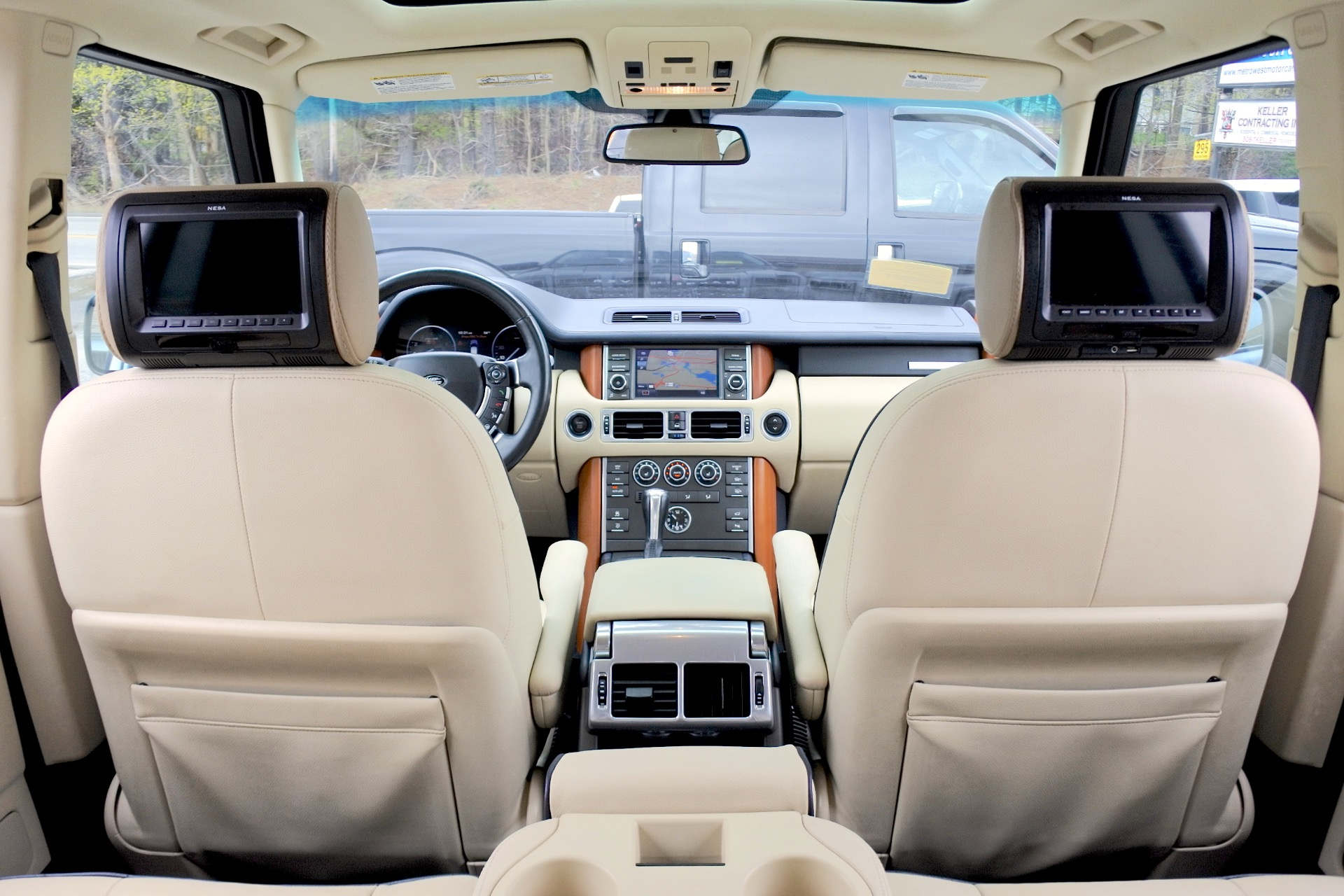 Used 2011 Land Rover Range Rover HSE Used 2011 Land Rover Range Rover HSE for sale  at Metro West Motorcars LLC in Shrewsbury MA 17