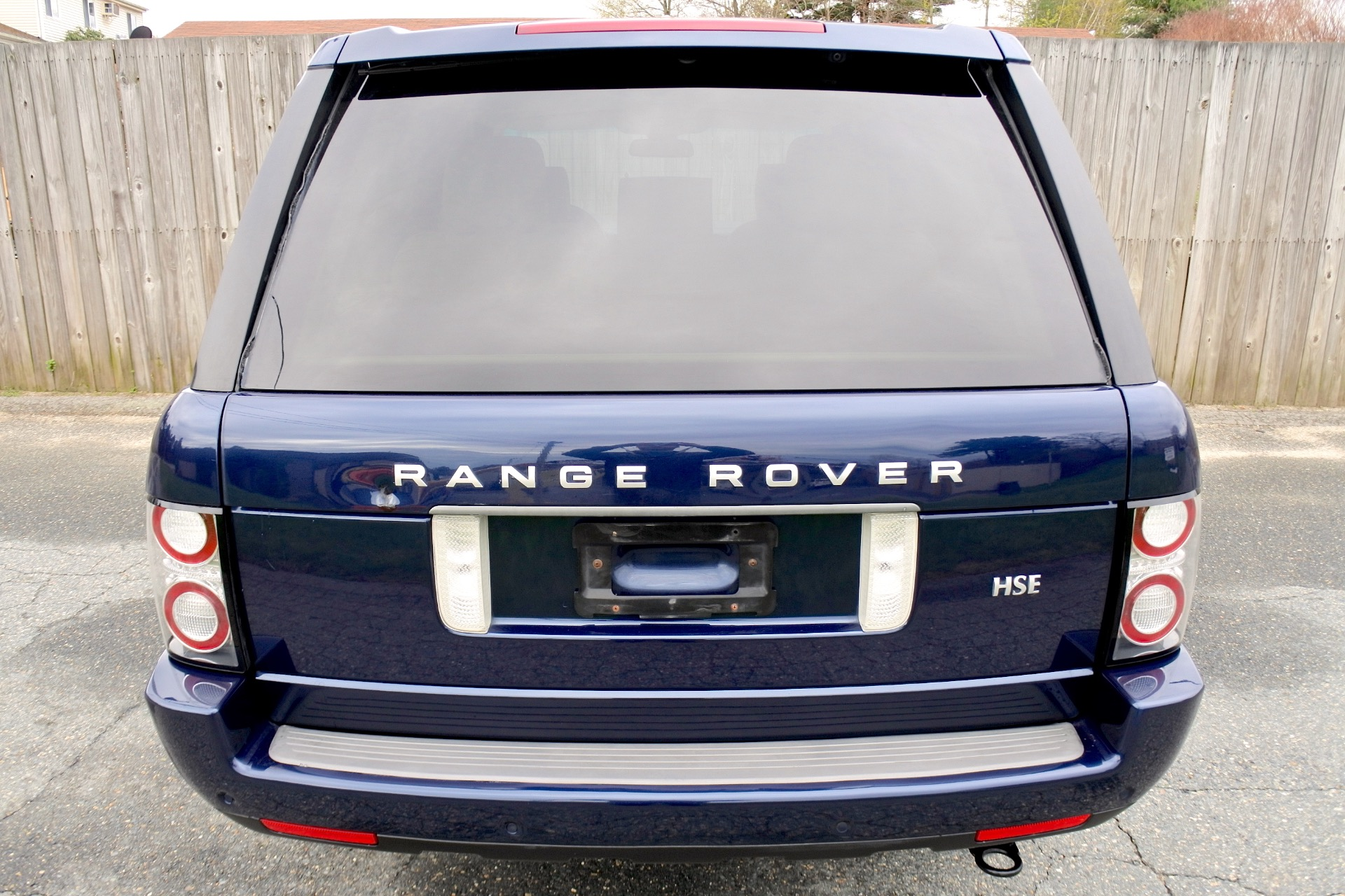 Used 2011 Land Rover Range Rover HSE Used 2011 Land Rover Range Rover HSE for sale  at Metro West Motorcars LLC in Shrewsbury MA 4