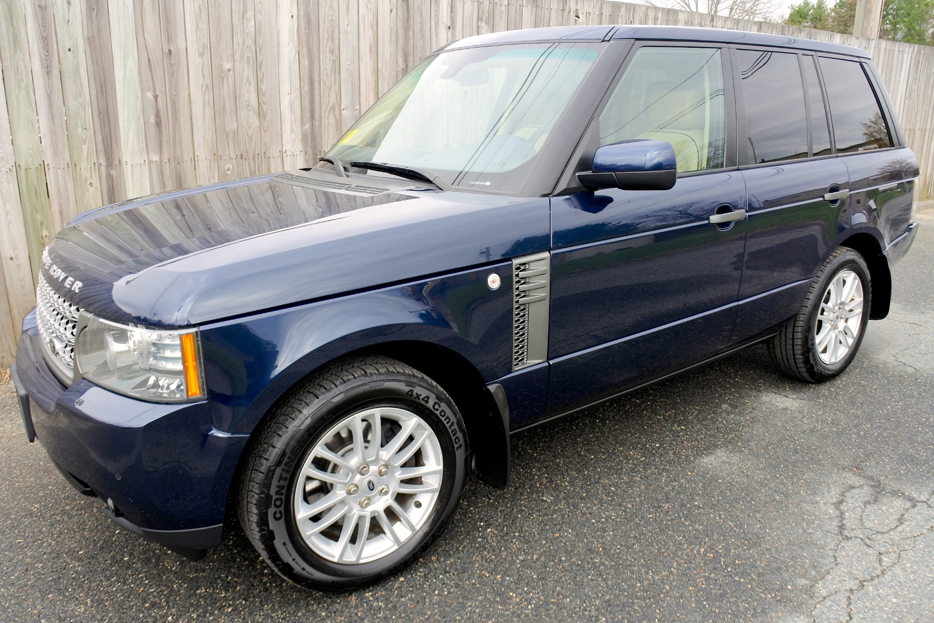 Used 2011 Land Rover Range Rover HSE Used 2011 Land Rover Range Rover HSE for sale  at Metro West Motorcars LLC in Shrewsbury MA 1