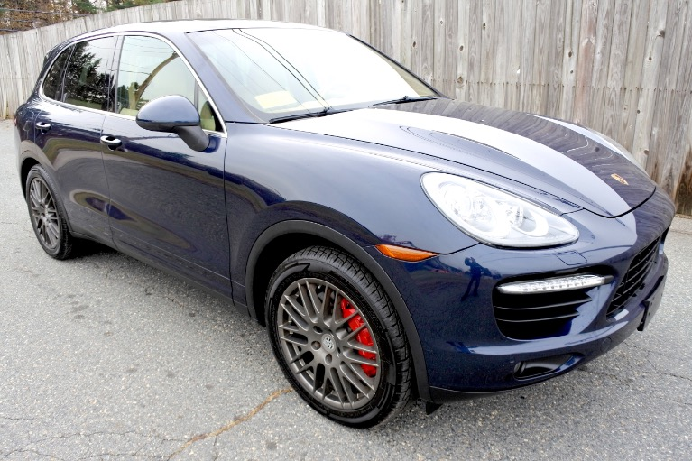 Used 2011 Porsche Cayenne Turbo AWD Used 2011 Porsche Cayenne Turbo AWD for sale  at Metro West Motorcars LLC in Shrewsbury MA 7