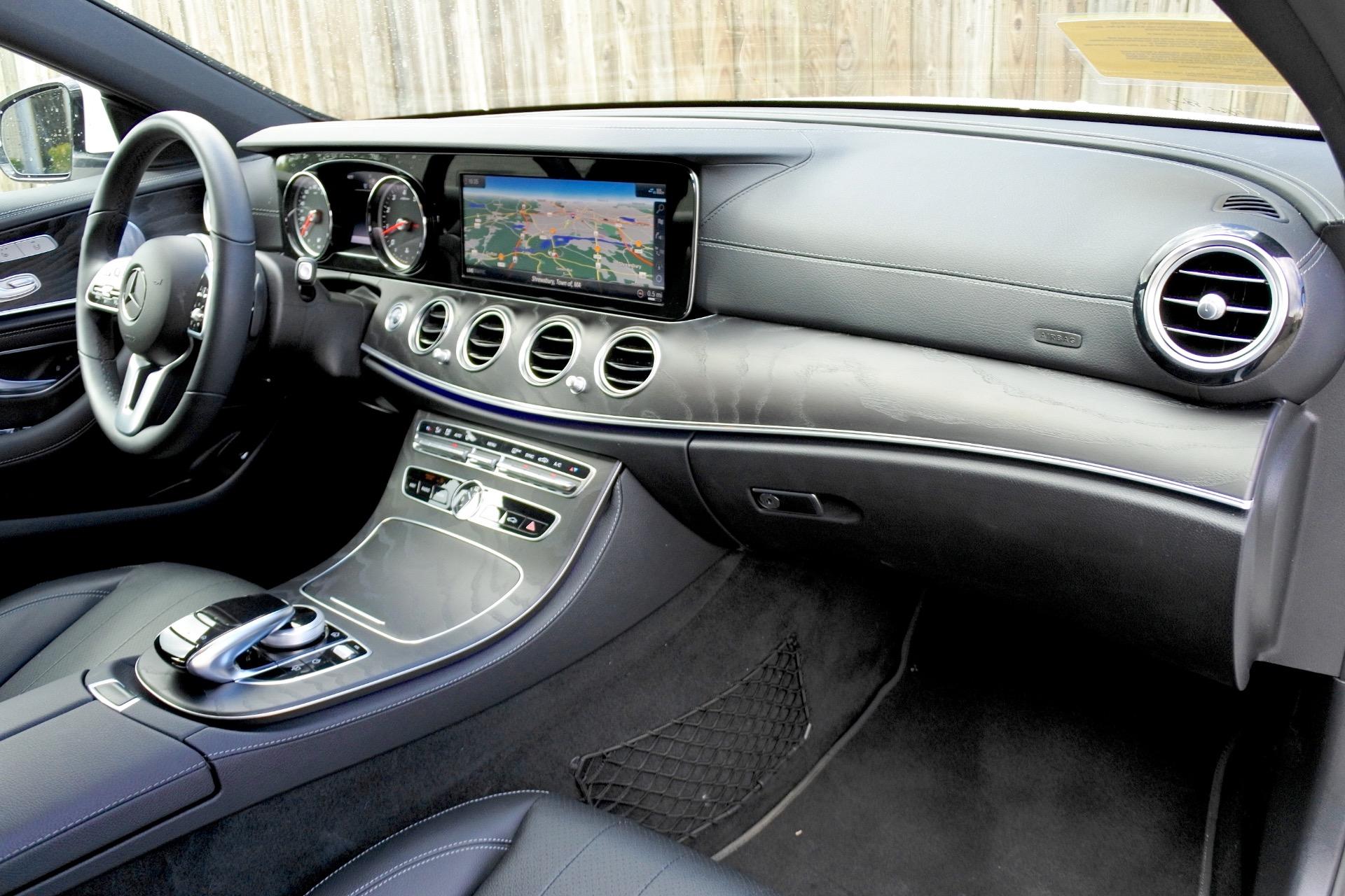 Used 2019 Mercedes-Benz E-class E 300 4MATIC Used 2019 Mercedes-Benz E-class E 300 4MATIC for sale  at Metro West Motorcars LLC in Shrewsbury MA 20