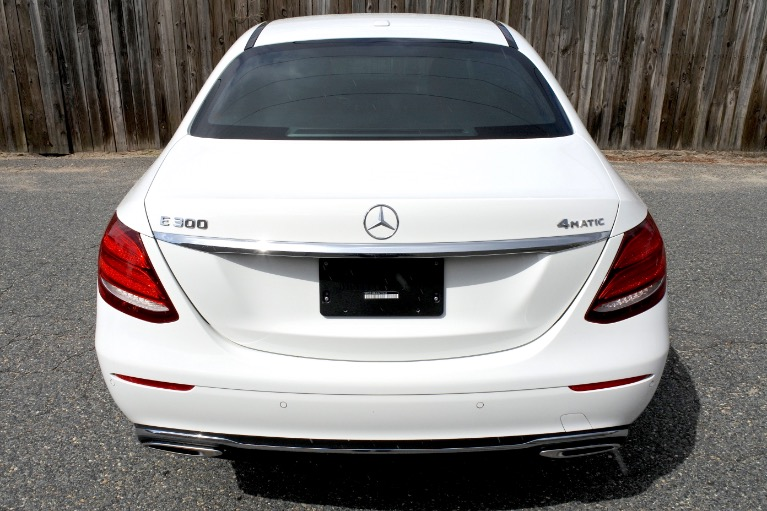 Used 2019 Mercedes-Benz E-class E 300 4MATIC Used 2019 Mercedes-Benz E-class E 300 4MATIC for sale  at Metro West Motorcars LLC in Shrewsbury MA 4