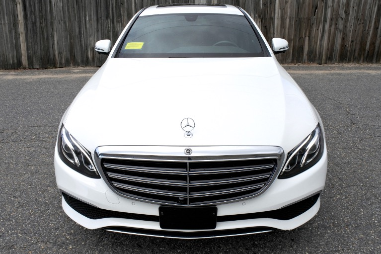 Used 2019 Mercedes-Benz E-class E 300 4MATIC Used 2019 Mercedes-Benz E-class E 300 4MATIC for sale  at Metro West Motorcars LLC in Shrewsbury MA 8