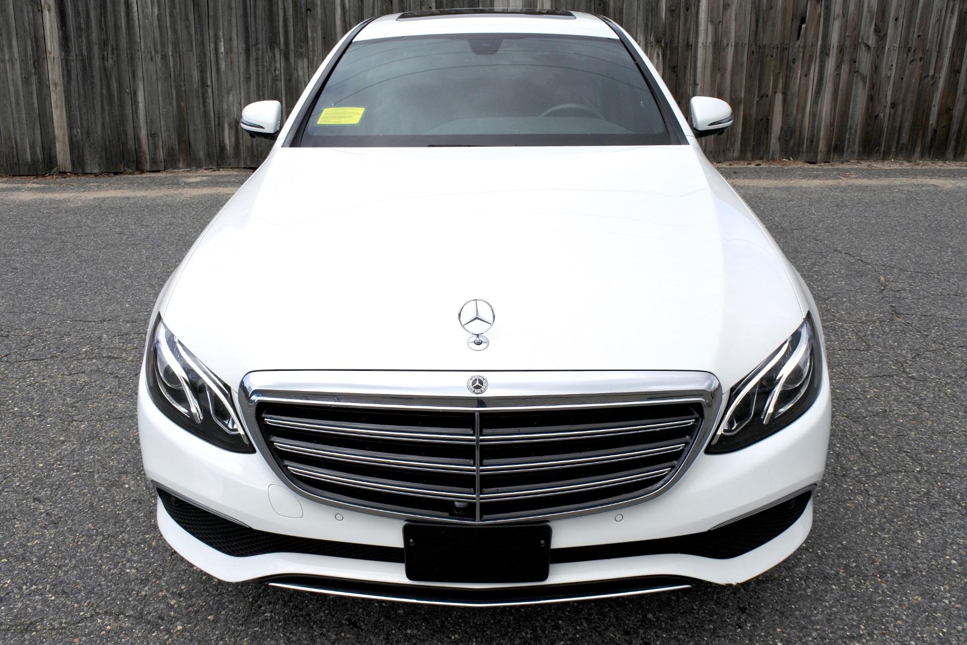Used 2019 Mercedes-Benz E-class E 300 4MATIC For Sale ...