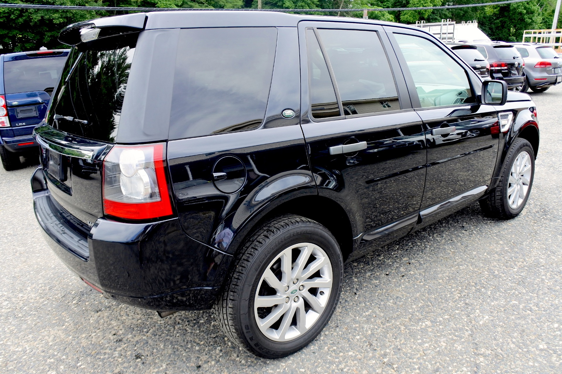 Used 2012 Land Rover Lr2 HSE AWD Used 2012 Land Rover Lr2 HSE AWD for sale  at Metro West Motorcars LLC in Shrewsbury MA 5