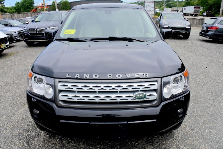 Used 2012 Land Rover Lr2 HSE AWD Used 2012 Land Rover Lr2 HSE AWD for sale  at Metro West Motorcars LLC in Shrewsbury MA 8