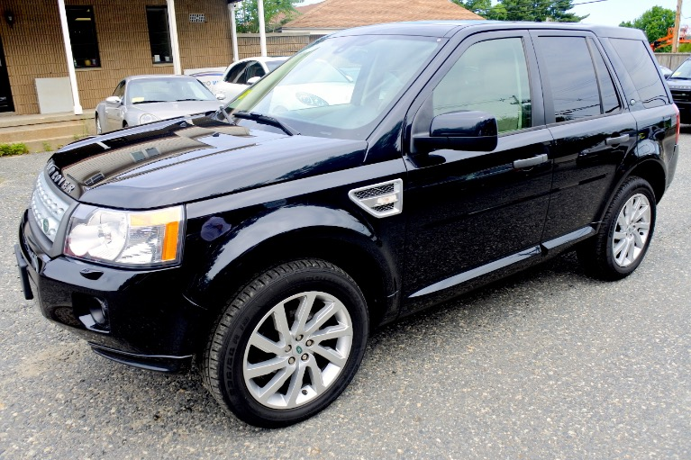 Used Used 2012 Land Rover Lr2 HSE AWD for sale $10,800 at Metro West Motorcars LLC in Shrewsbury MA