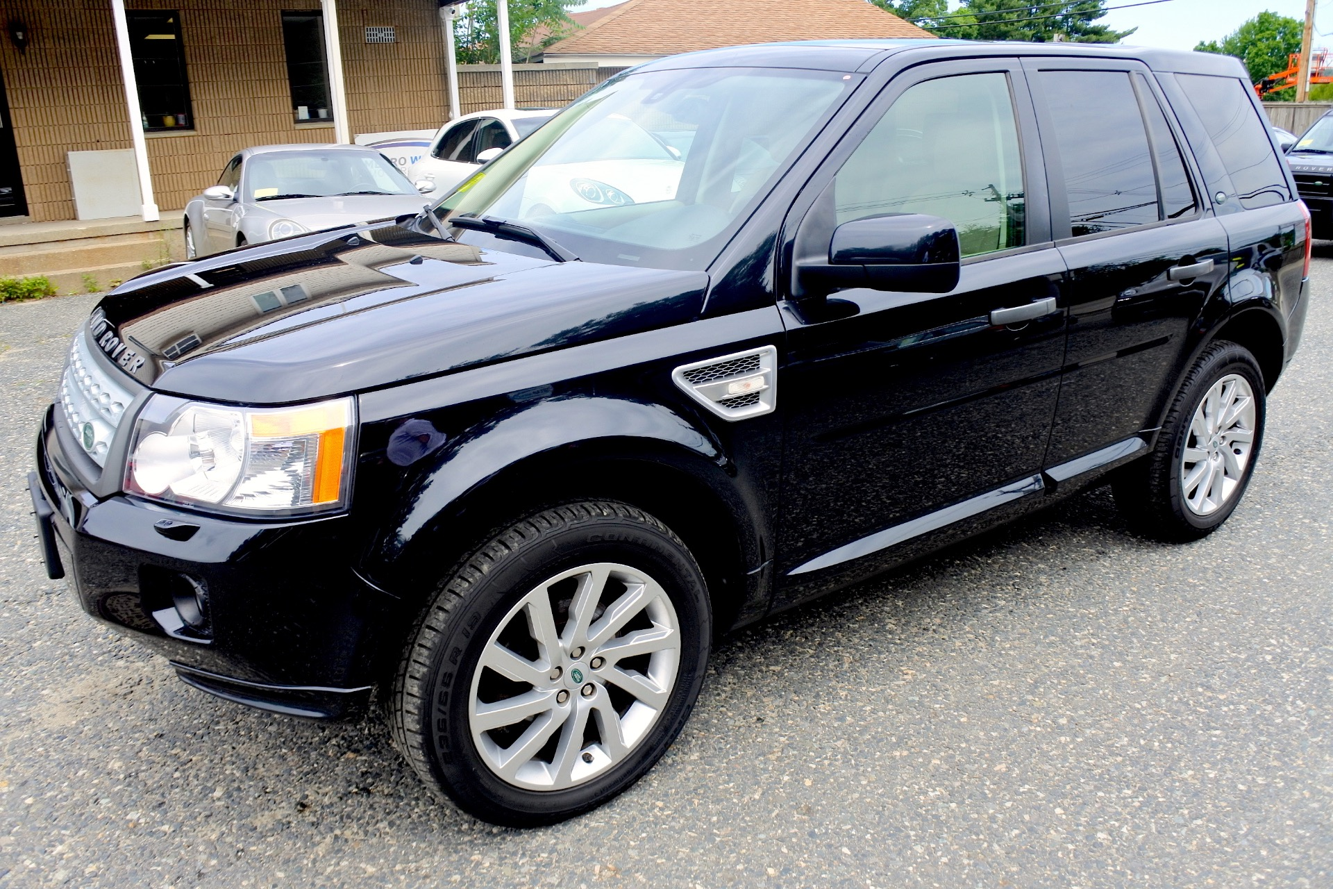 Used 2012 Land Rover Lr2 HSE AWD Used 2012 Land Rover Lr2 HSE AWD for sale  at Metro West Motorcars LLC in Shrewsbury MA 1